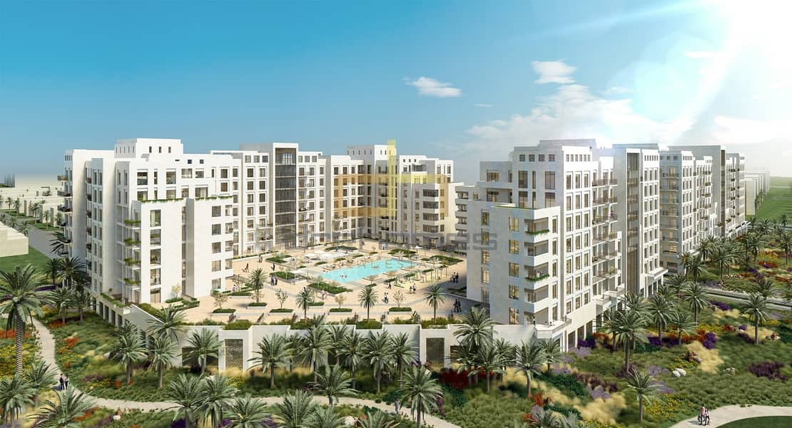 1 Bedroom for sale in Hayat Boulevard -Nshama Town square