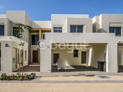3 Bedroom Villa for Rent in Town Square, Dubai - 3BR Villa | Type 5 | Hayat Townhouses | Single Road  View