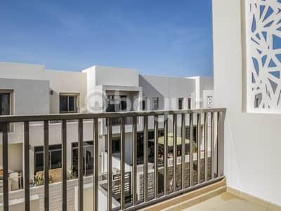 3 Bedroom Villa for Rent in Town Square, Dubai - Single Road  View | 3BR Villa | Type 5 | Hayat Townhouses
