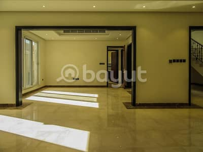 5 Bedroom Villa for Rent in Jumeirah, Dubai - Brand New Spacious 5 Bedroom Villa with Shared Pool Available for Rent in Jumeirah 1