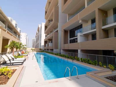 1 Bedroom Apartment for Rent in Al Raha Beach, Abu Dhabi - HOT DEAL I Vacant - 1BR w/ balcony - Al Zeina