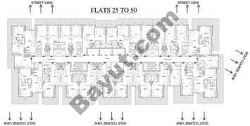 Elite 10 Flate no. 25-50