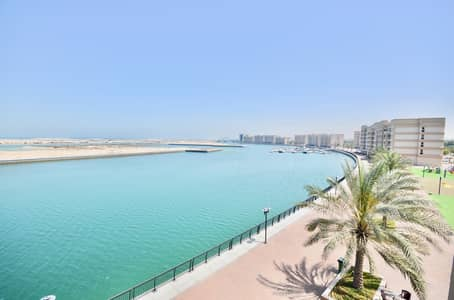 1 Bedroom Apartment for Rent in Mina Al Arab, Ras Al Khaimah - ONE BEDROOM WITH STUNNING SEA VIEW - FURNISHED
