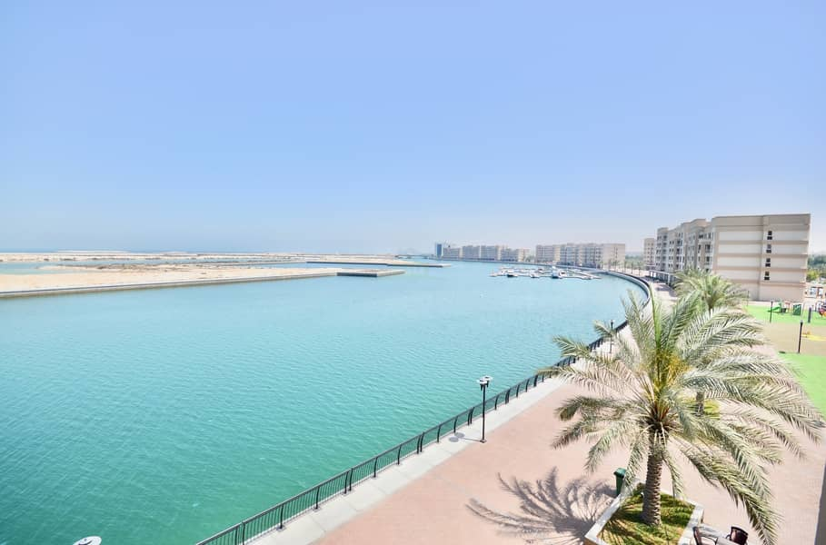 ONE BEDROOM WITH STUNNING SEA VIEW - FURNISHED