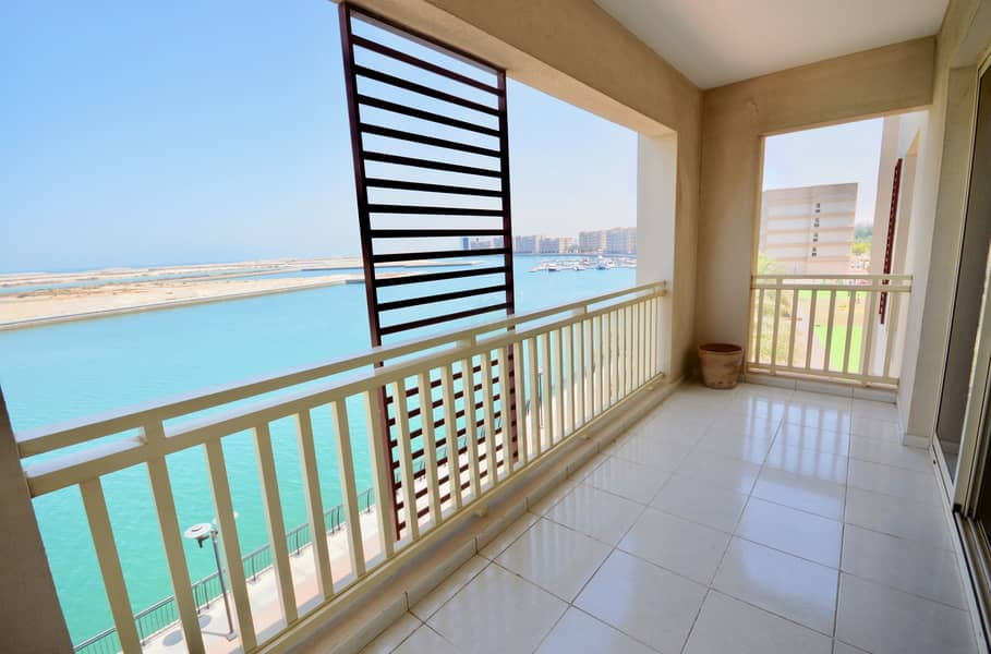 2 ONE BEDROOM WITH STUNNING SEA VIEW - FURNISHED