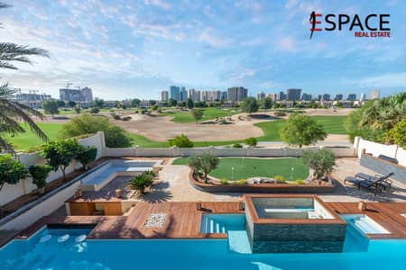 5 Bedroom Villa for Sale in Dubai Sports City, Dubai - Fully Upgraded | Elevated Golf Course View