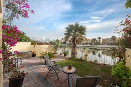 3 Bedroom Villa for Sale in The Lakes, Dubai - Immaculate Type AM with Full Lake View