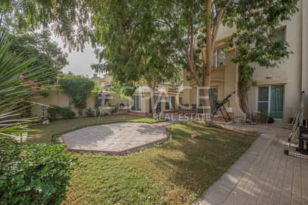 3 Bedroom Villa for Sale in The Springs, Dubai - Unique Type 3E with External Study Room