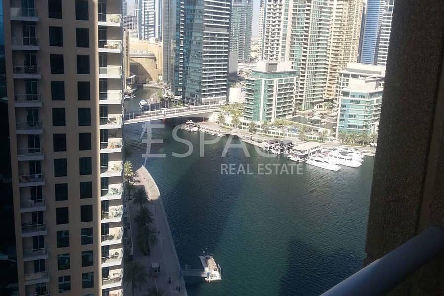 Partial Marina and Sea View   Great Location