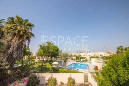 2 Bedroom Villa for Sale in The Lakes, Dubai - Type HE | Pool and Skyline View | Vacant