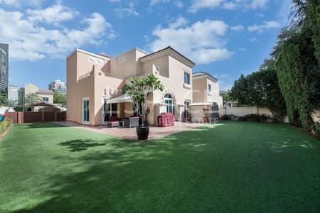 4 Bedroom Villa for Sale in Dubai Sports City, Dubai - NEW PRICE - The Rarest Location for a C3
