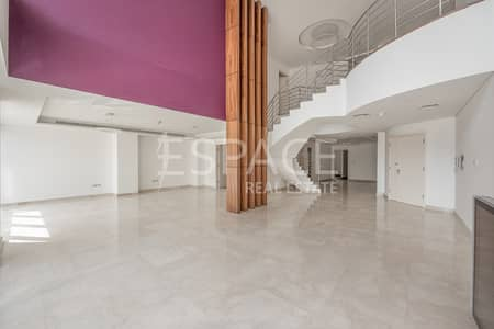 4 Bedroom Apartment for Sale in Dubai Marina, Dubai - Marina View | Duplex | 4 Bed Plus Maids