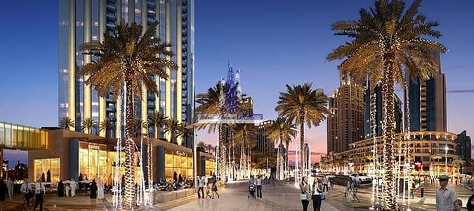 2 Bedroom Flat for Sale in Downtown Dubai, Dubai - Low Priced 2 B/r Vida Downtown 03 unit with Burj View
