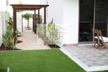 4 Bedroom Villa for Rent in Town Square, Dubai - READY  TO MOVE IN VILLA WITH GARDENING DONE AT PROME LOCATION!!