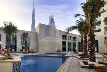 1 Bedroom Apartment for Rent in Downtown Dubai, Dubai -  Podium level