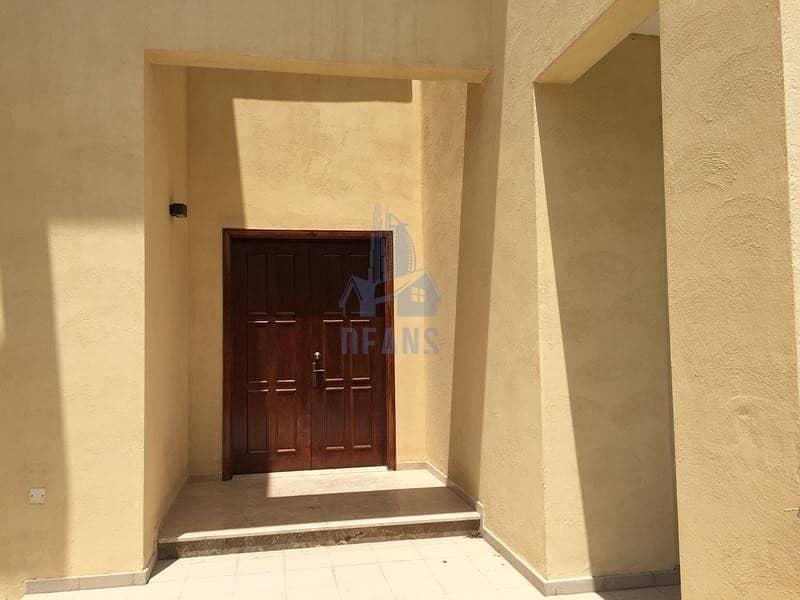 Hot deal!! INDEPENDENT 4 bedrooms villa with maids in bawabt al sharq baniyas