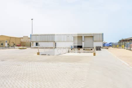 Warehouse for Sale in Jebel Ali, Dubai - Small Warehouse I Corner Unit I Office