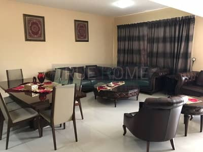 4 Bedroom Townhouse for Rent in Muwaileh, Sharjah - FURNISHED 4BR TOWNHOUSE IN ZAHIA FOR RENT
