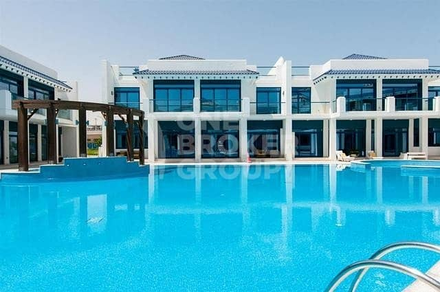 2 Palm Jumeirah 4 BR+Maids Villa for Sale!