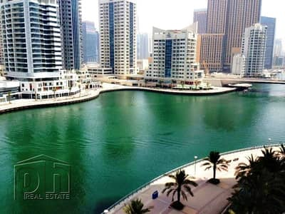 2 Bedroom Flat for Rent in Dubai Marina, Dubai - Stunning Full Marina View / Perfect Finishing