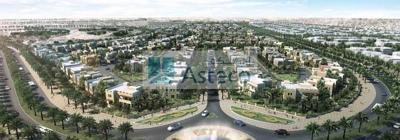 3 Bedroom Villa for Rent in Mudon, Dubai - Stylish | Type 3M | 3 Bed + Maid's Arabella Villa in Mudon