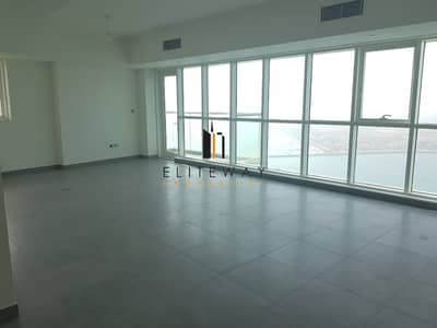 3 Bedroom Apartment for Rent in Al Mina, Abu Dhabi - Great 3 bedrooms with sea view
