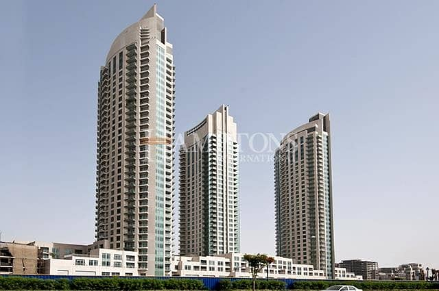8 Large 2BR with Great Burj Khalifa View