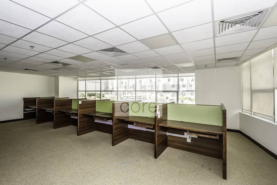 Fitted office for rent I 3 months free