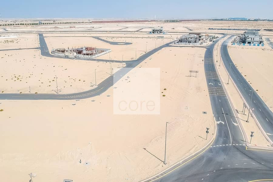 Freehold Residential Plot | AED137 sqft