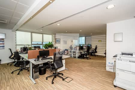 Office for Rent in Jumeirah Lake Towers (JLT), Dubai - Spacious full floor unit for rent in JLT