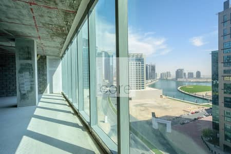 Office for Rent in Business Bay, Dubai - On high floor shell core office | The Opus