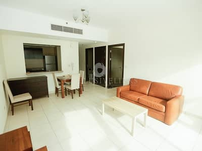 1 Bedroom Flat for Rent in Dubai Marina, Dubai - Nicely furnished 1 bed to rent in Marina
