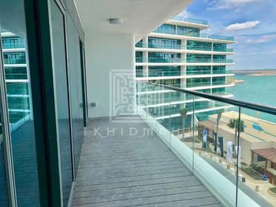 1 Bedroom Apartment for Sale in Al Raha Beach, Abu Dhabi - Stunning Sea View! Amazing 1BR Apartment in Al Hadeel!