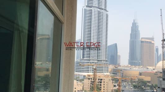 1 Bedroom Flat for Sale in Downtown Dubai, Dubai - Large 1 BR I Partial Burj View
