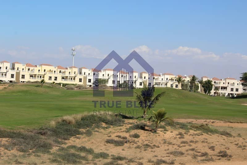 Golf Course View | Well Maintained Townhouse | 3 BHK