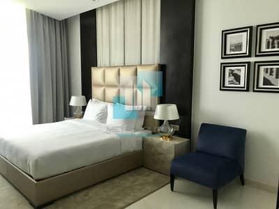 Studio for Rent in Downtown Dubai, Dubai - Studio on Top Floor Upper Crest Downtown