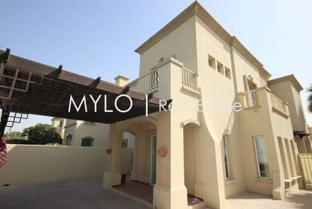 3 Bedroom Villa for Sale in The Springs, Dubai - Call Charlotte-Stunning Lake View Type 2