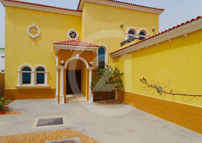 2 Stunning 3 bedroom villa in Jumeirah Park for rent