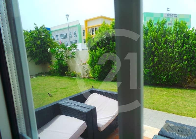 15 Stunning 3 bedroom villa in Jumeirah Park for rent