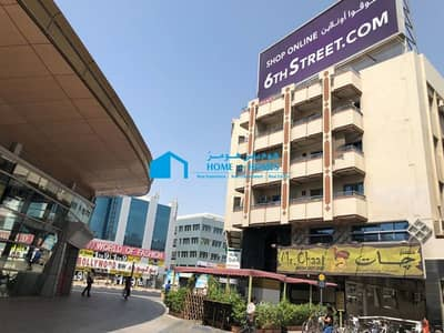 Office for Rent in Al Karama, Dubai - Fitted|Prime Location (Office Beside Burjuman Metro Station)