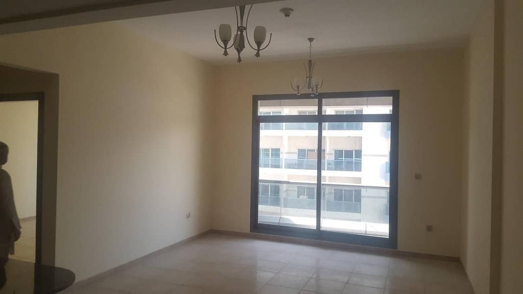 Special Offer: Hamza Tower 1 Bedroom Apartments with 1 month grace period inclusive