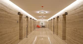 Elegant 2 BHK apartment available with spacious balcony and closed kitchen on SZR by NLRE