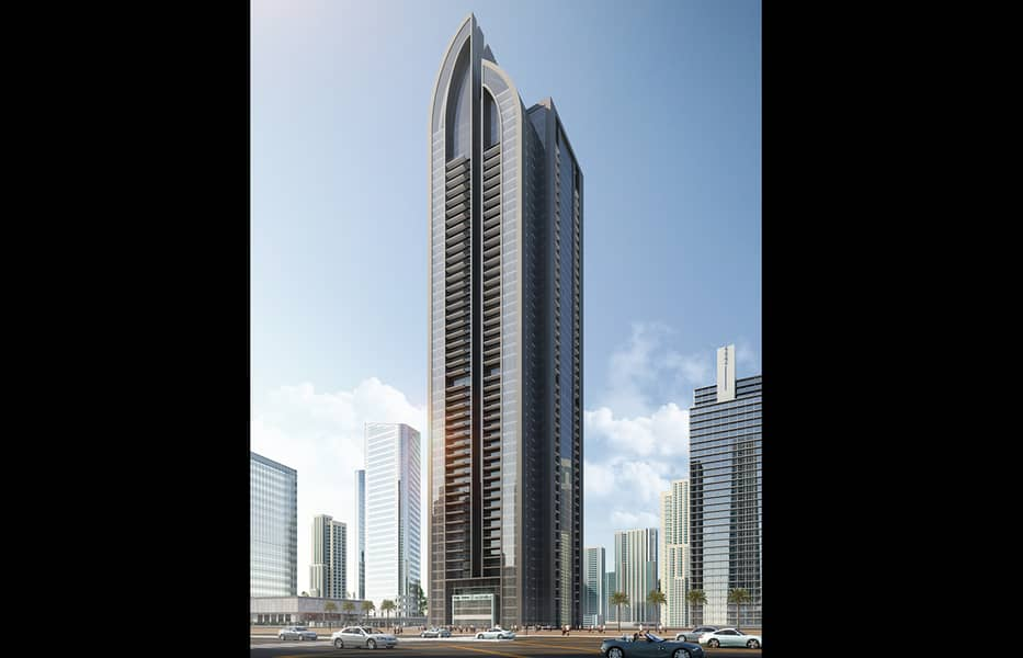 2 Bedroom Apartment with breathtaking view at Sheikh Zayed Rd by Nasser Lootah Real Estate