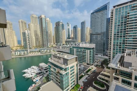 1 Bedroom Apartment for Sale in Dubai Marina, Dubai - Motivated seller | Vacant | Marina View