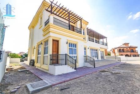 6 Bedroom Villa for Rent in The Villa, Dubai - Brand New | Corner Villa | Basement | With Elevator