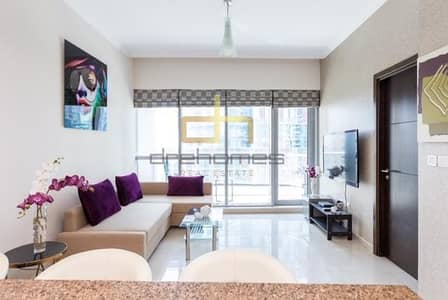 1 Bedroom Flat for Sale in Dubai Marina, Dubai - Price Drop Fully Furnished 1 Bedroom Apt