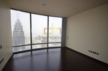 2 Bedroom Flat for Sale in Downtown Dubai, Dubai - Perfect Layout Sea View|Higher Floor Apt