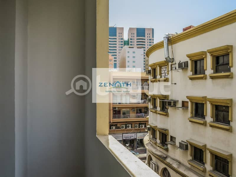 One Month Free - Office Space behind Baniyas Metro ( Commercial Building)