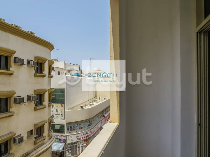 OFFICE FOR RENT IN COMMERCIAL BUILDING  REAL 2 MINS TO BANIYAS METRO STATION