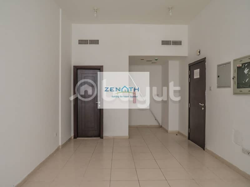 2 OFFICE FOR RENT IN COMMERCIAL BUILDING  REAL 2 MINS TO BANIYAS METRO STATION
